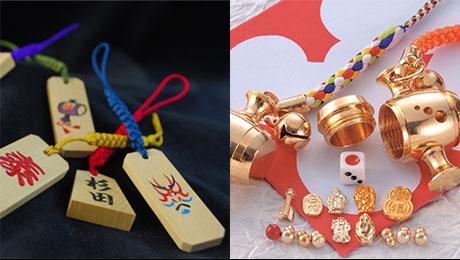 伝統工芸職人の技を活かした商品づくり